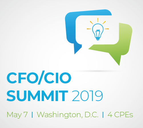 cBEYONData Attending and Sponsoring the 2019 CFO/CIO Summit Hosted by AGA!