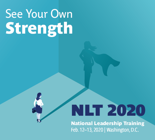 cBEYONData Exhibiting at National Leadership Training 2020 - NLT2020