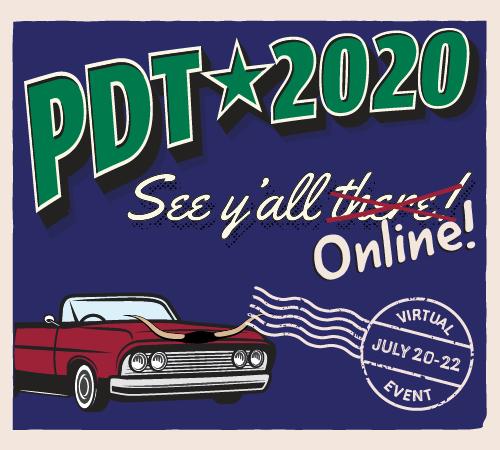 AGA PDT 2020 Virtual Event